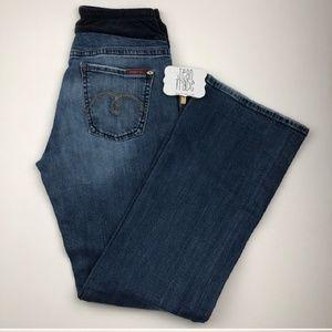 Mavi Denim Maternity Jeans Demi Panel